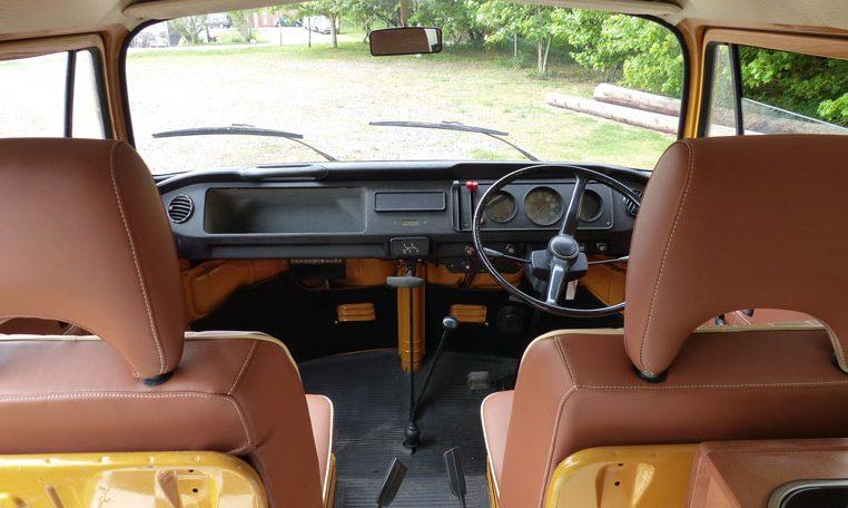 1974 Volkswagen T2   VW Camper Co